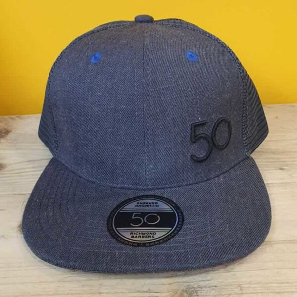 Limited Edition 50byRB Cap designed by Adam Frost