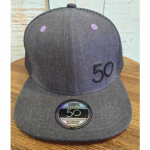 Limited Edition 50byRB Cap designed by Connie