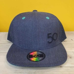 Limited Edition 50byRB Cap designed by Ollie