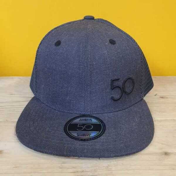 Limited Edition 50byRB Cap designed by Vincent Kamps