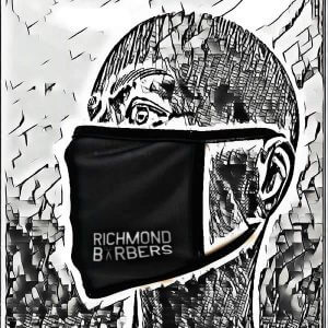 richmond barbers mask